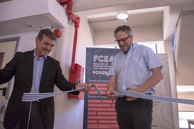 Inauguración del Edificio de Investigación y Posgrados