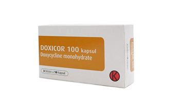 DOXICOR 100MG TAB