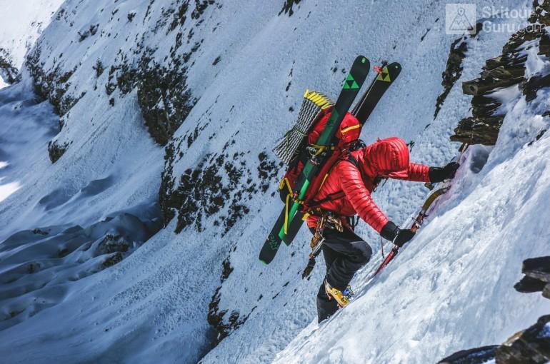 Satopanth na lyžích