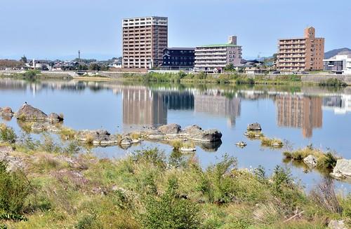 Kiso River 木曽川