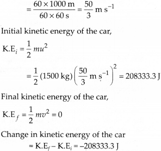 NCERT Solutions for Class 9 Science Chapter 11 Work and Energy 19