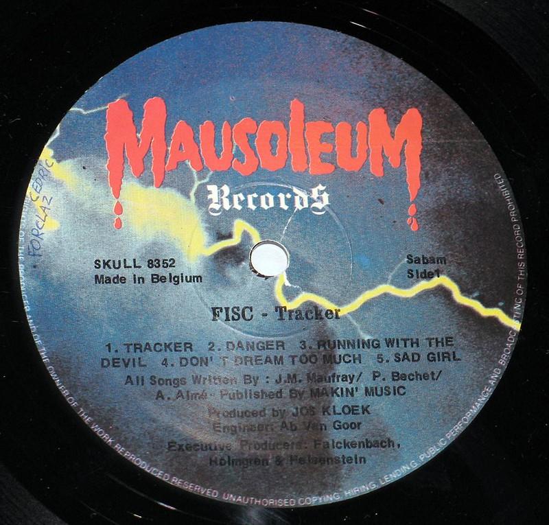 FISC TRACKER MAUSOLEUM Records