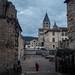 Abbaye de Cluny, vestiges...