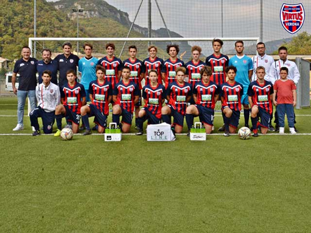 Under 17, Triestina - Virtus Verona 2-4