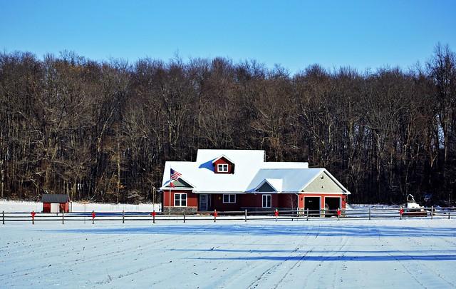 Seasonal Snow Scenes #2
