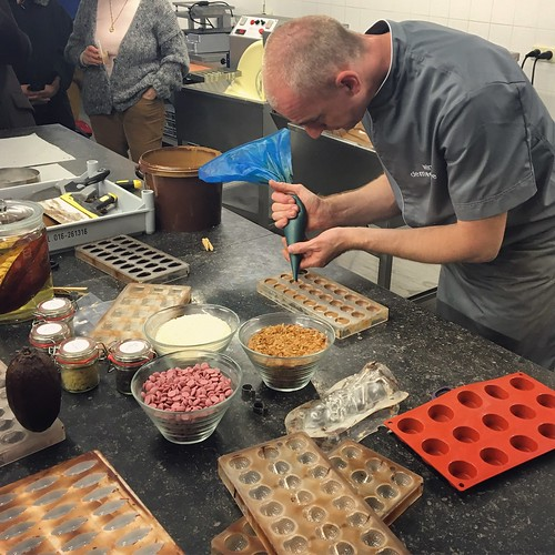 open atelier dag @ Chocolatier Demeestere - Heverlee
