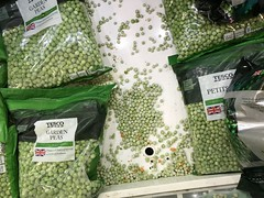 Escape-peas