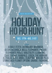 Holiday Ho Ho Hunt Official - Open!