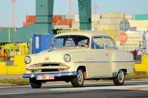 1955 Opel Olympia Rekord