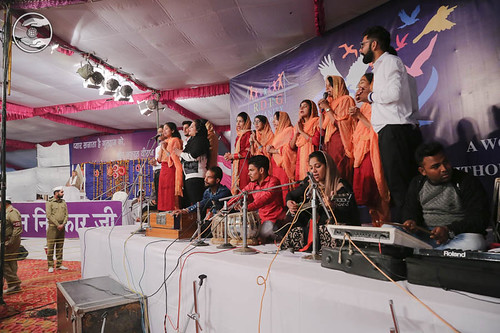English devotional song by devotees from Sri Ganganar RJ