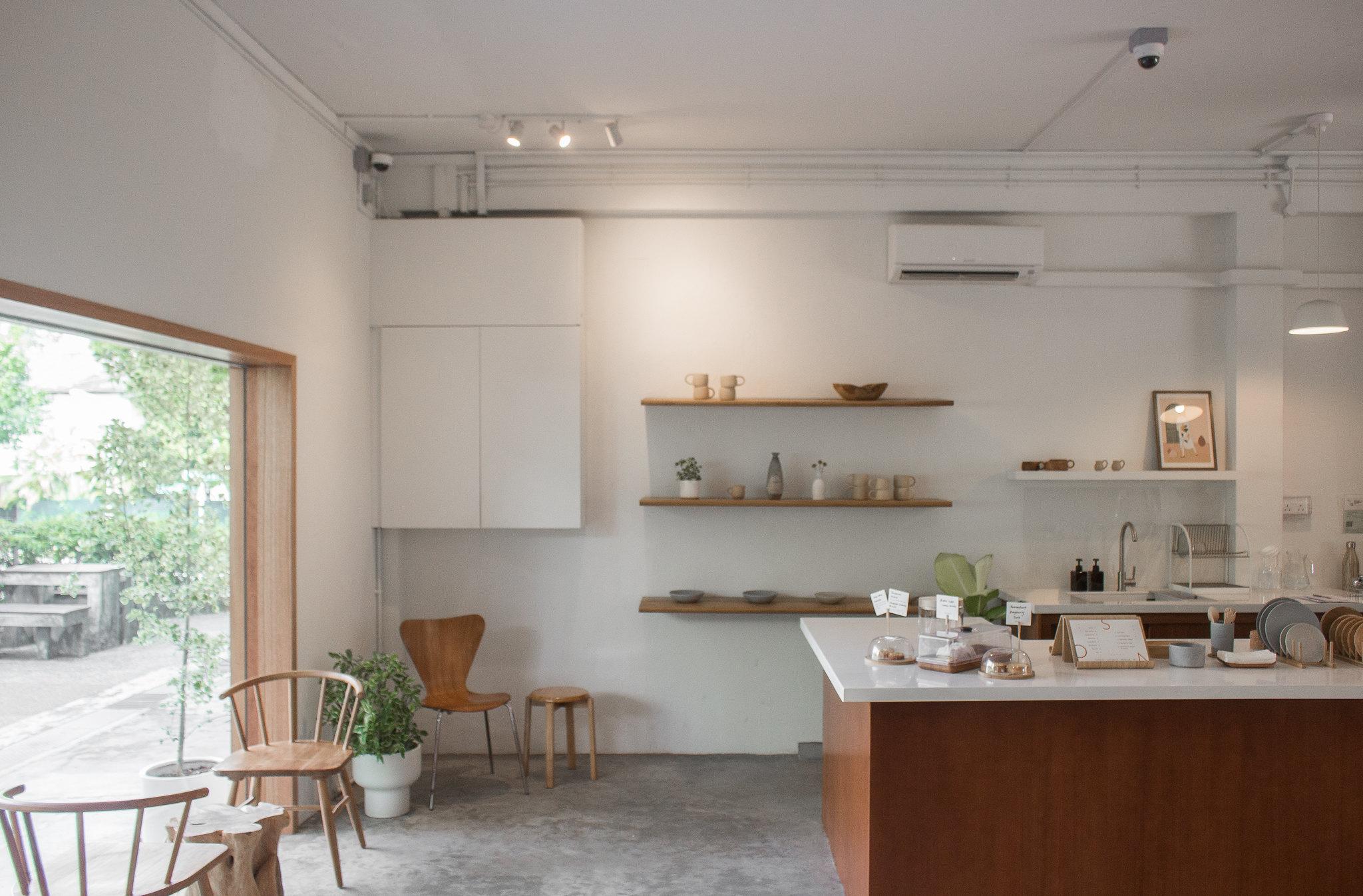Our Second Home Cafe Singapore