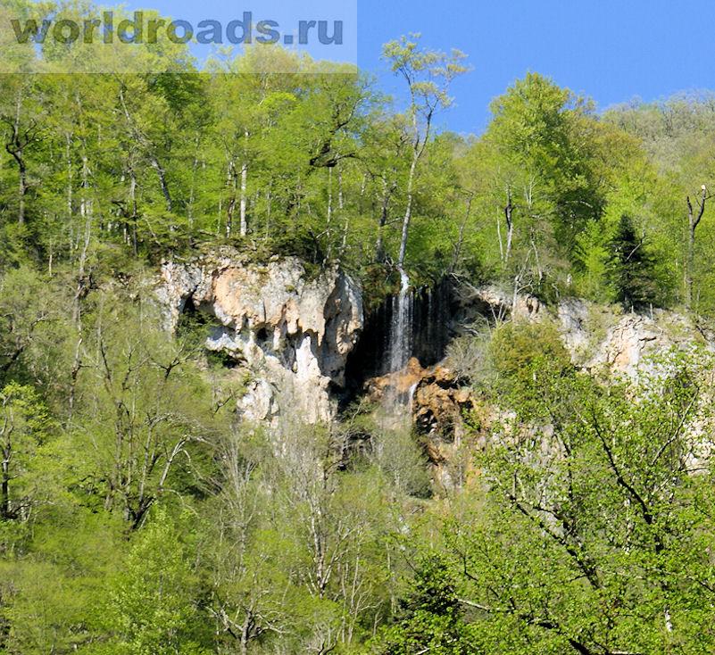 Монахов водопад