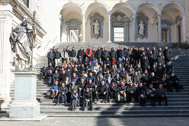 Celebrazione accademica nella festa di S. Tommaso d'Aquino. Gita a Montecassino