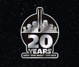 讓人好懷念的黃皮膚人偶再登場~LEGO 75243、75258、75259、75261、75262 樂高 ×《星際大戰》20 週年紀念盒組 Star Wars 20th Anniversary Sets