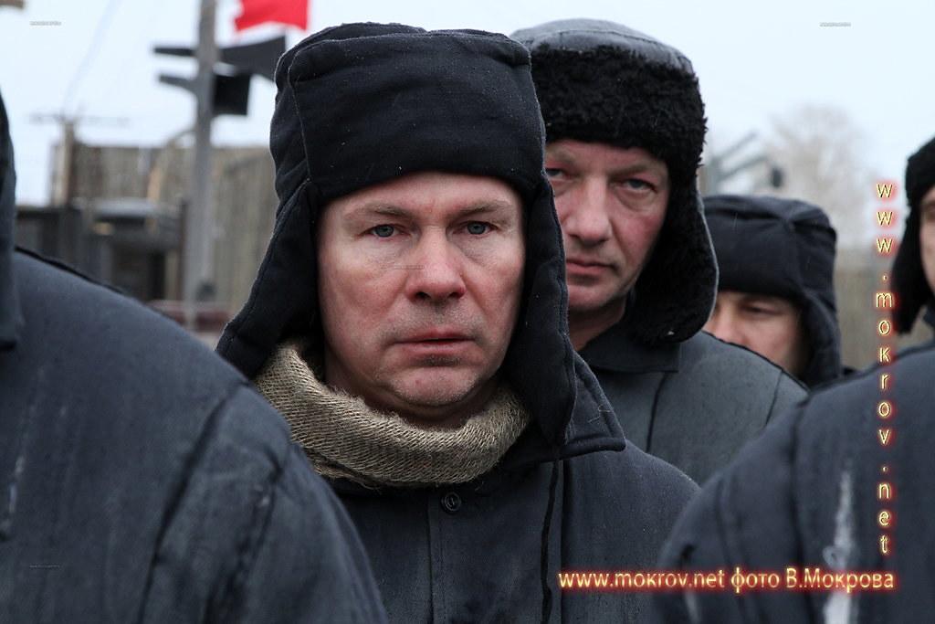 Фото Актера - Муляр Дмитрий роль Левицкий в сериале Декабристка»,