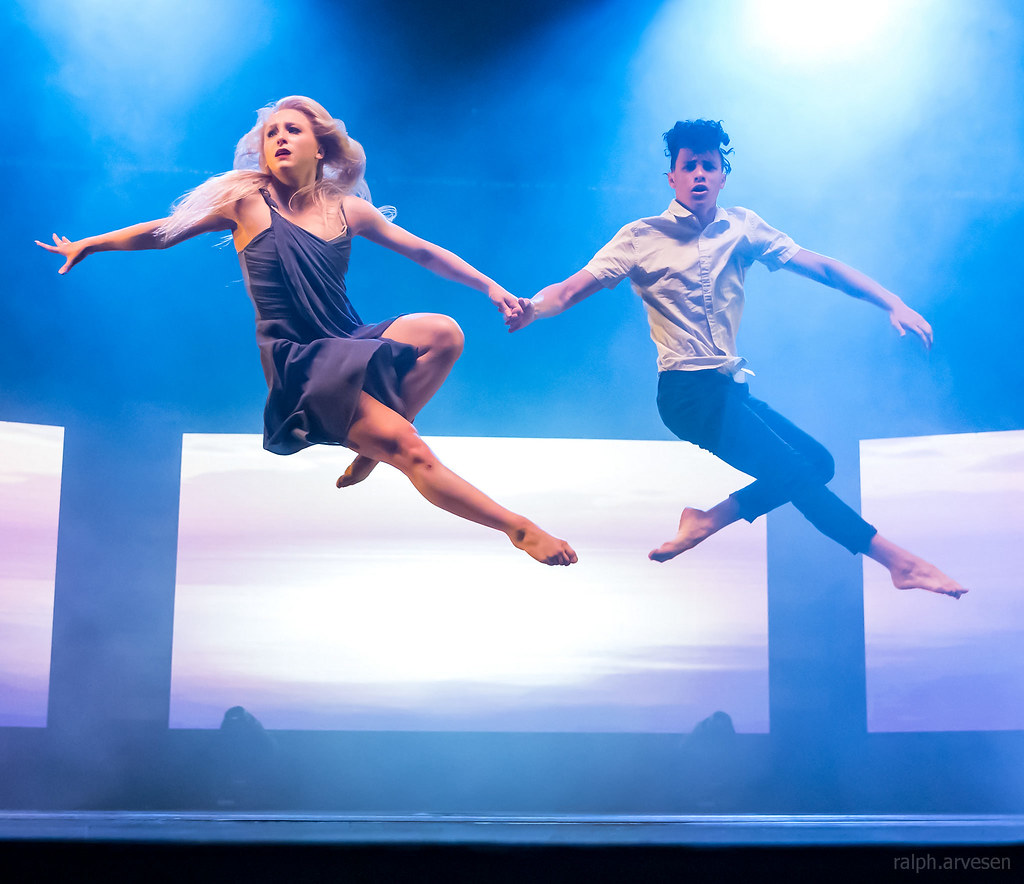 World of Dance | Texas Review | Ralph Arvesen