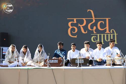 Hardev Bani Shabad by Sudhanshu and Sathi, Palwal, Hry