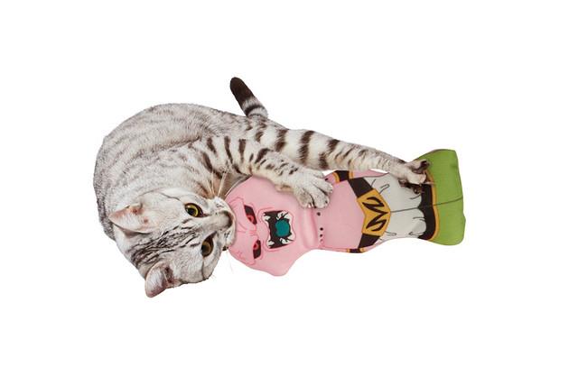 賽亞犬、美少貓戰士誕生!萬代成立全新品牌「Charapeti」 推出多款可愛又爆笑的寵物用品!