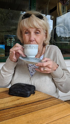A proper cuppa at Donnelly River Village