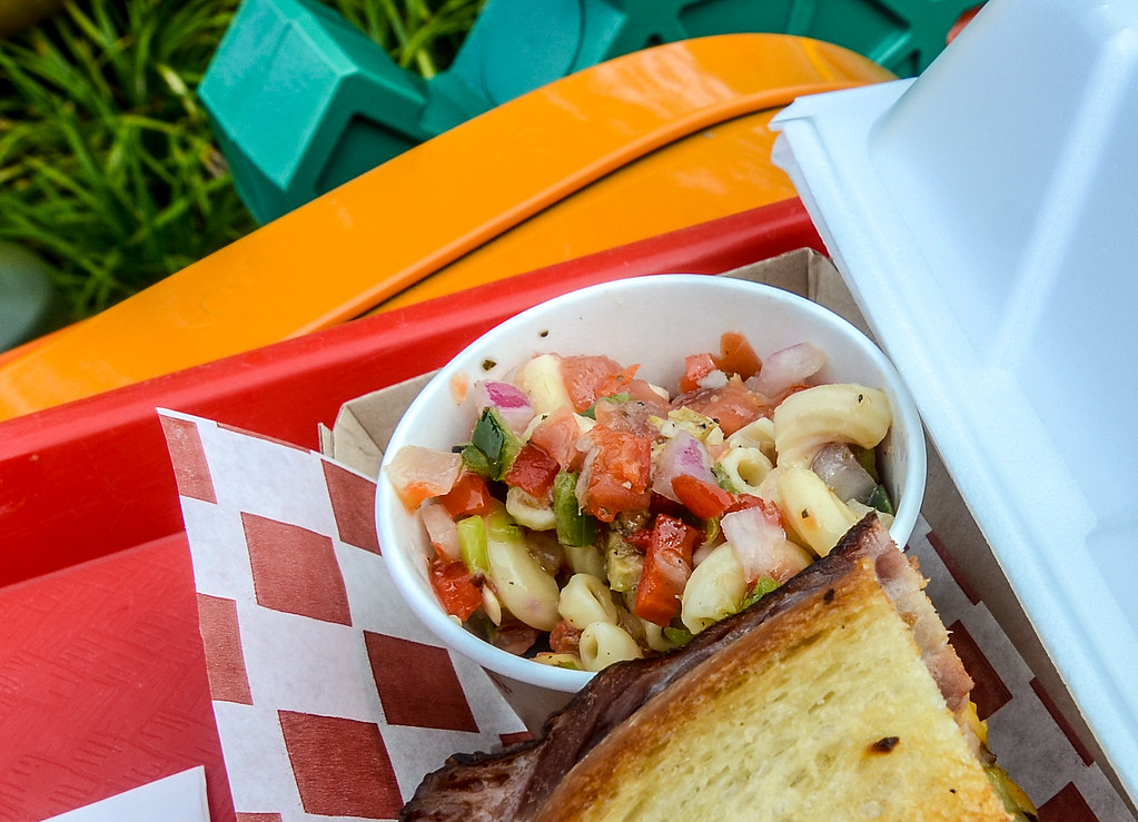 Woody's Lunch Box Pasta Salad TSL DHS