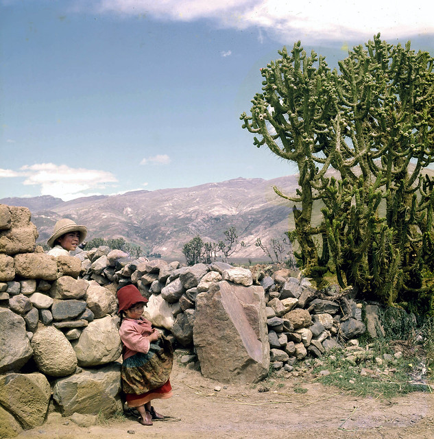 Callejón de Huaylas in 1967