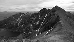 The An Teallach Mountain Range