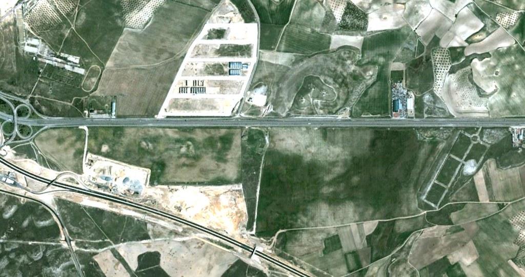 ontígola (oeste), toledo, industria carretera, antes, urbanismo, planeamiento, urbano, desastre, urbanístico, construcción