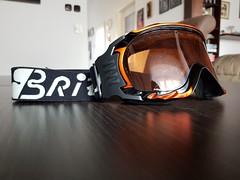 Lyžařské brýle Brizza - titulní fotka