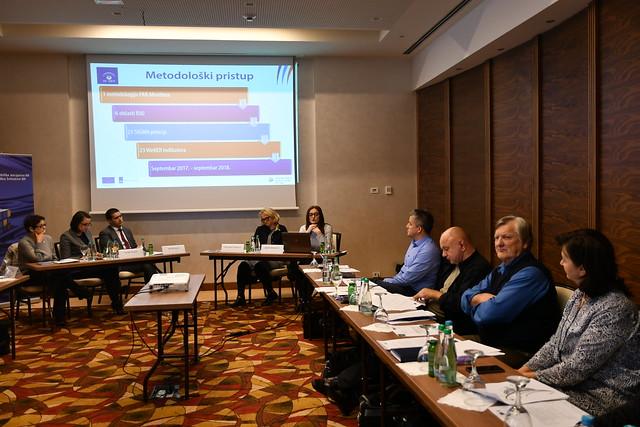 Cetvrti sastanak Državne radne grupe (DRG) za reformu javne uprave (RJU) u BiH