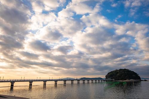 竹島 Takeshima island(愛知県蒲郡市)