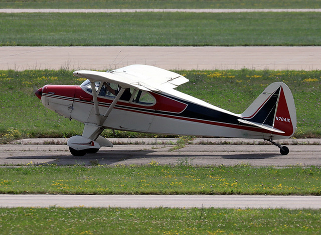 Piper PA-20 Pacer N7641K, Canon EOS REBEL T6S, Canon EF100-400mm f/4.5-5.6L IS II USM