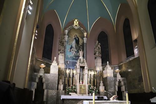 Msza św. odpustowa, Kościół Niepokalanego Poczęcia Najświętszej Maryi Panny w Krakowie | Abp Marek Jędraszewski, 8.12.2018