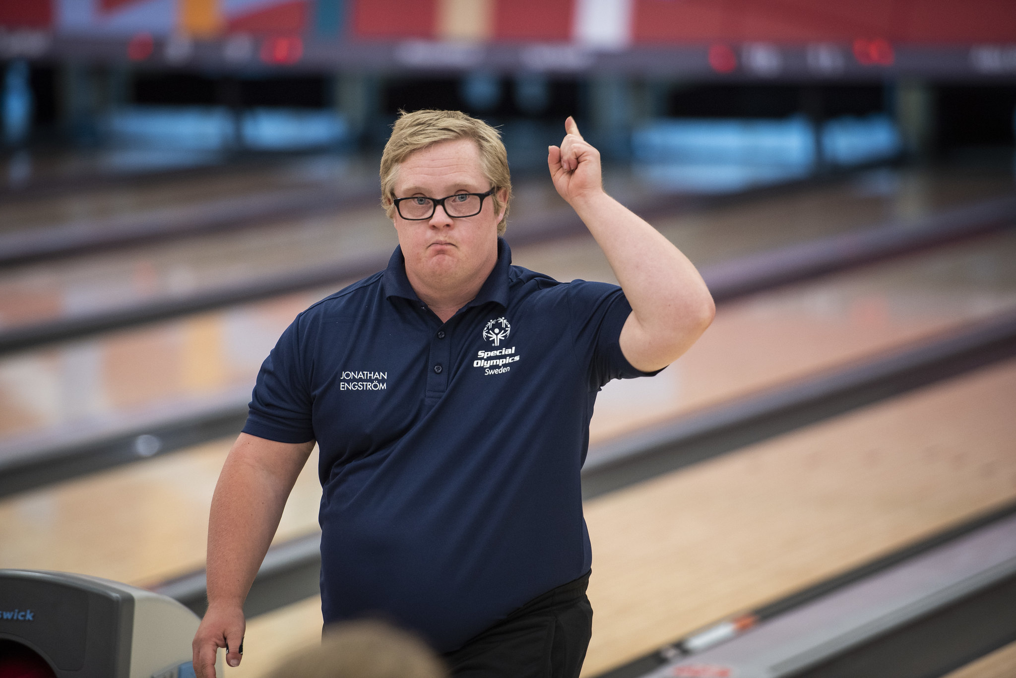 Bowling, Special Olympics World Summer Games, Abu Dhabi 2019