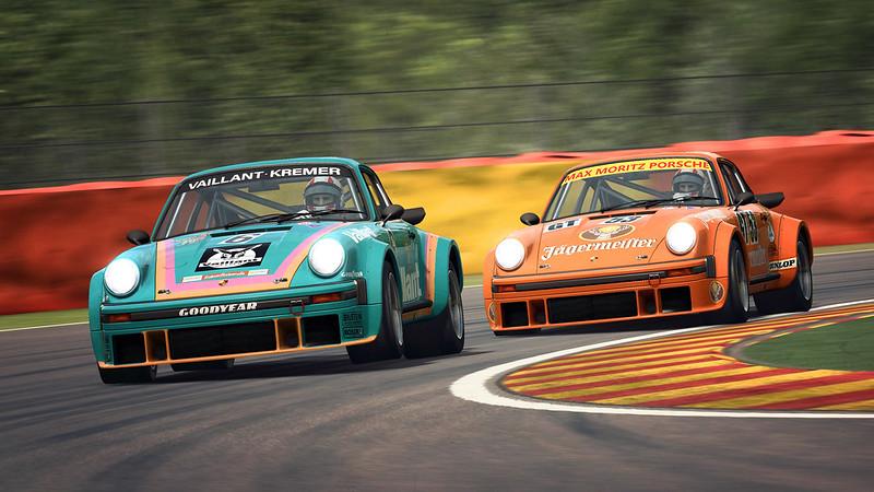 RaceRoom Porsche 934 RSR