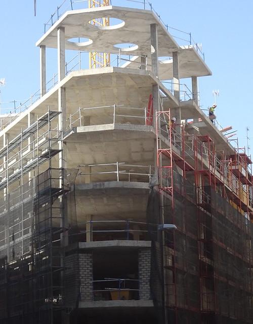 Still building