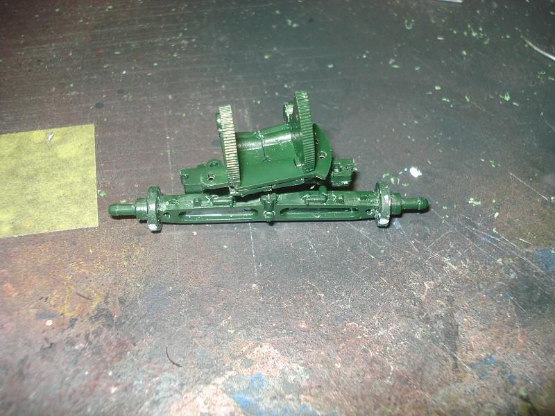 105 mm Howitzer - Revell 50-års jubileums utgåva 32823498698_de842c011b_b