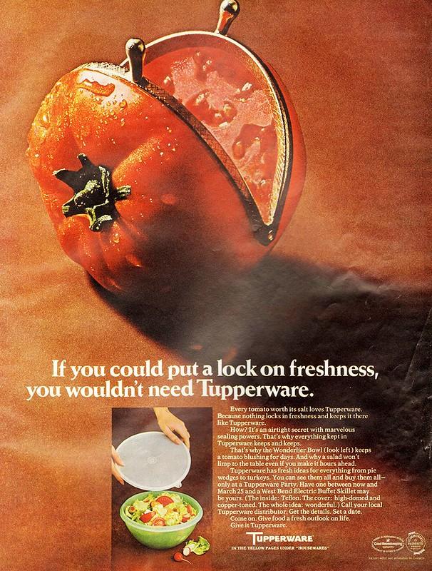 Tupperware 1967