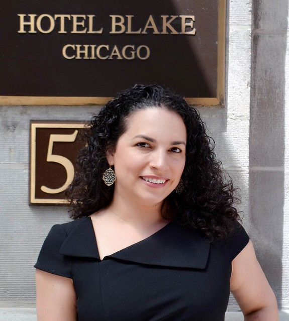 From the Chicago courts to the classroom: new professor engages students in her research