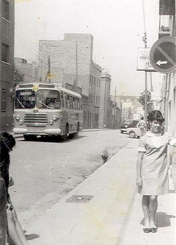autobús Nazar Badalona en servei