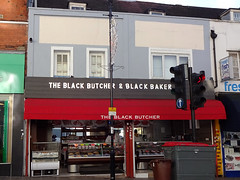 Picture of Black Butcher And Black Baker, 21-23 Church Street