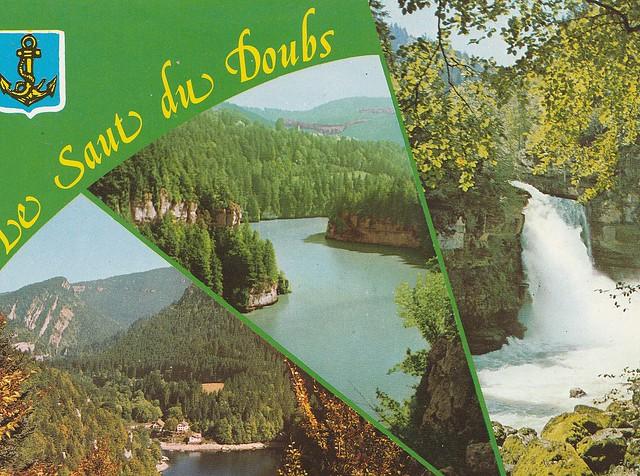 Saut du Doubs, Villers-le-Lac, Doubs