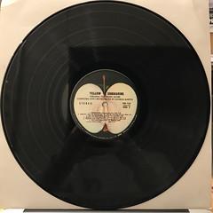THE BEATLES:YELLOW SUBMARINE(RECORD SIDE-B)