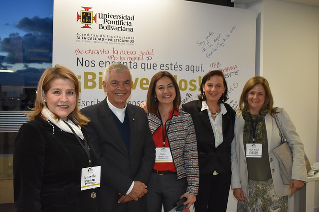 Reunión de Egresados en UPB Bogotá