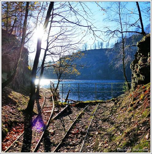 Der Thadenbruch in den Königshainer Bergen [in explore]