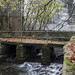 Clapper Bridge, Brookfoot, Troy, Leeds, West Yorkshire