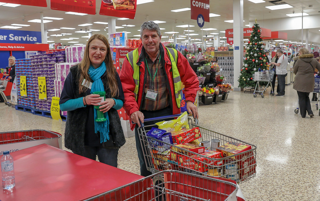 Tesco Food Collection Day 2