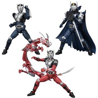 《假面騎士》掌動「SHODO-X」系列 第四彈《假面騎士龍騎》好評續推!SHODO-X 仮面ライダー4