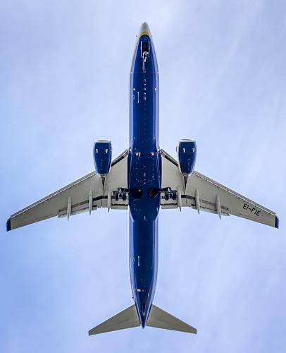 Boeing 737-8AS(WL) EI-FIE Ryanair