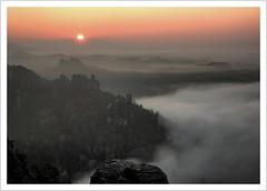 Sonnenaufgang (sunrise)