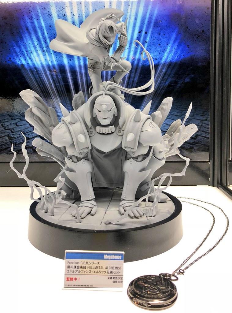 【MEGAHOBBY EXPO 2018 Autumn】MEGAHOUSE(メガハウス)展出《火影忍者》、《數碼寶貝》...等多款新作原型!